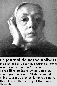 le journal de Käthe Kollwitz